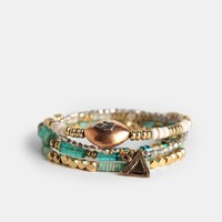 Desert Road Midday Bracelet Set By Vanessa Mooney