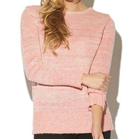 Sparkle Tunic Sweater | Wet Seal