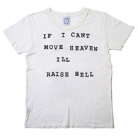 Raise Hell Tee - Too Ugly For L.A.