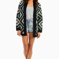 Wilderness Oversized Cardigan - TOBI