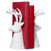 Threshold™ Stag Head Bookend Set