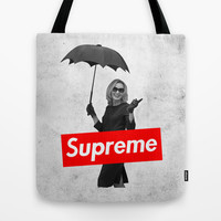 American Horror Story Coven: The Original Supreme Tote Bag by dan ron eli