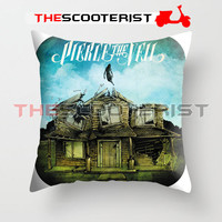 "Pierce The Veil Cover - Pillow Cover 18"" x 18"" - One Side"