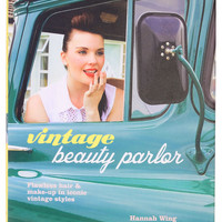 Vintage Beauty Parlor Makeup Book