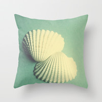 Soul Mates Throw Pillow by Olivia Joy StClaire