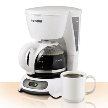 Kohl S One Cup Coffee Maker : Mr. Coffee 4-Cup Coffee Maker from Kohl s