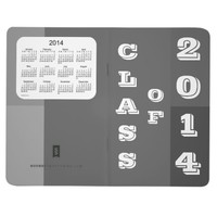 Class of 2014 Pocket Calendar Journal