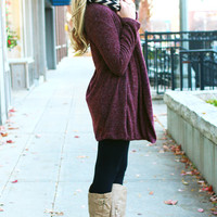 Warm Seasons Cardigan