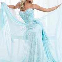 Tony Bowls Le Gala 114538 at Prom Dress Shop