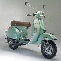 150cc Vespa