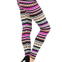 Morpheus Tribal Leggings | OnlyLeggings.com - Women's Leggings Superstore