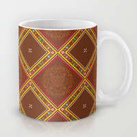 Sweet Ginger Path Mug by swissette