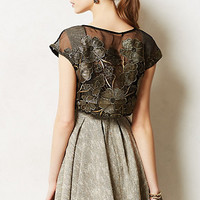 Gilt Bouquet Dress Topper