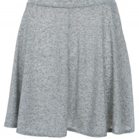 Cheryl Cole Grey Skater Skirt | Get The Look | Desire