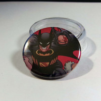 "Comic Book 1.5"" Button// Batman"
