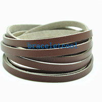 Soft Leather Women's Leather Jewelry Bangle Cuff Bracelet, 2 X Wrap Leather Bracelet Men's Wrap Bracelet C033