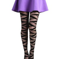 Mummy Tights Black