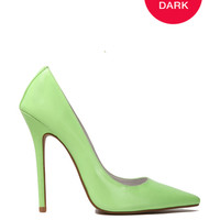 Jeffrey Campbell Darling Glow in the Dark Pump