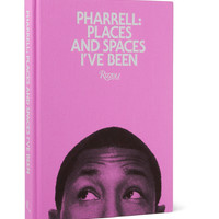 Rizzoli Pharrell: Places And Spaces I've Been By Pharrell Williams | MR PORTER