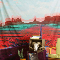 Magical Thinking Desert Trip Tapestry- Multi One