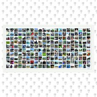 Travel Memorywall® from Memorywall | Made By Memorywall® | £1000.00 | BOUF
