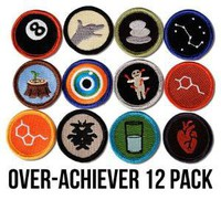 Over-achiever 12-pack