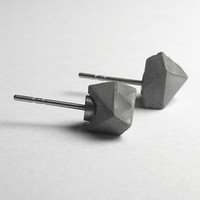 MollaSpace - Concrete Earrings Collection