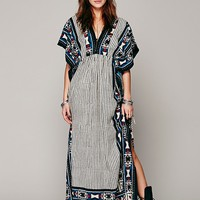 Bow & Arrow Wool Gauze Kaftan