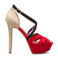 ShoeDazzle Éclair Sandals by Jessica Simpson