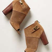 Aria Suede Shooties