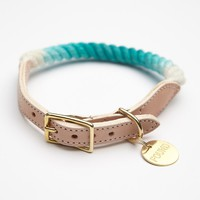 Found Your Animal Womens Overdyed Rope Collar -