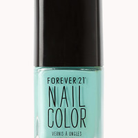 Mint Leaves Nail Polish