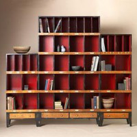 DRAPER&#x27;S CABINETRY - Bookcases &amp; Desks - Living Room - For the Home | Robert Redford&#x27;s Sundance Catalog