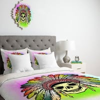 Chobopop Rainbow Warrior Duvet Cover