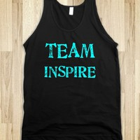 REPRESENTING TEAM INSPIRE, WE ARE ONE