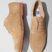 UO Suede Buck Shoe