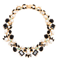 ERDEM | Embellished Link Necklace | Browns fashion & designer clothes & clothing