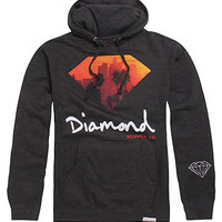 Diamond Supply Co City View Script Hoodie at PacSun.com