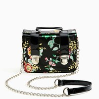 Nasty Gal Midnight Garden Bag