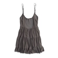 AE EFFORTLESSLY CHIC BABYDOLL DRESS
