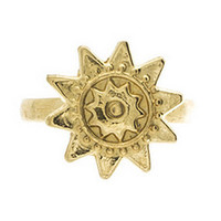 VidaKush Sun Knuckle Ring | Sweet Rebel