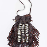 Dreamweaver Bag - Antique Brown Leather | Spell & the Gypsy Collective