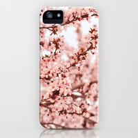 Blissfully Pink iPhone & iPod Case by Lisa Argyropoulos