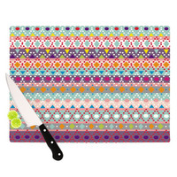 KESS InHouse Ayasha Cutting Board