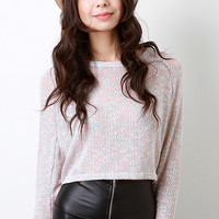 Sole Delight Crop Top