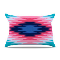 KESS InHouse Surf Lovin II Fleece Pillow Case