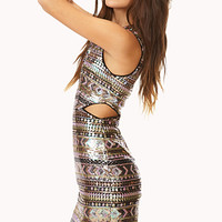 Sweet Escape Sequined Dress