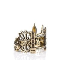 Gold London Ring | Zara Simon | Avenue32