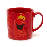 Disney The Little Mermaid Character Mug, Sebastian | Disney Store