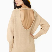 Nasty Gal Mojave Sands Sweater